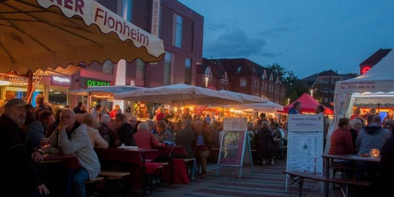 Bilder vom Buchholzer Winzerfest