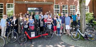 Stadtradeln 2018 in Buchholz