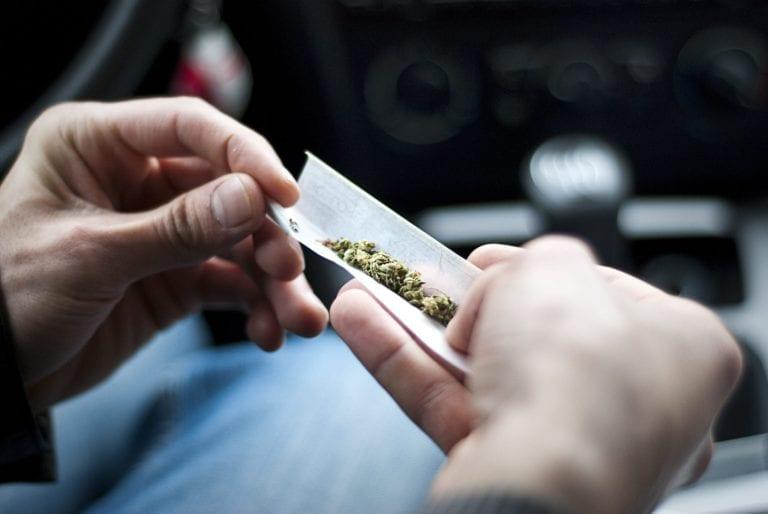 Kokain und THC am Steuer – 19 Jähriger angehalten