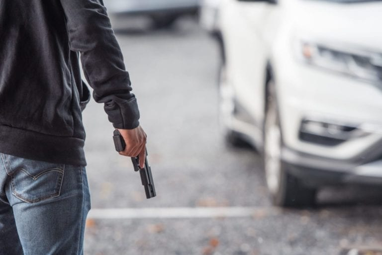 Schüsse auf Bushaltestellen in Buchholz