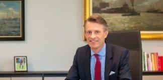 Bürgermeister von Buchholz: Jan-Hendrik Röhse