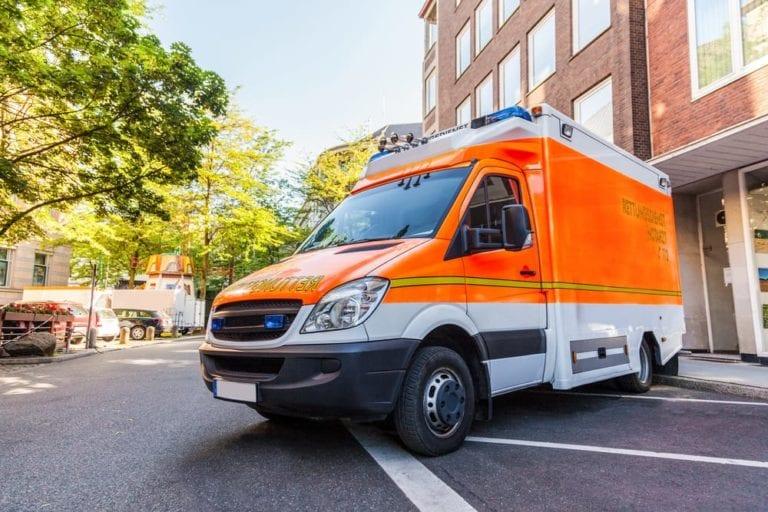 Motorradfahrer bei Unfall nahe Sprötze schwer verletzt