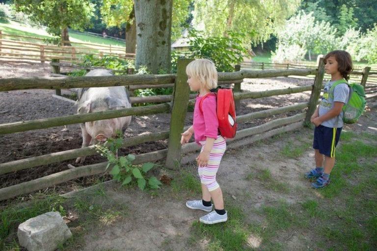 Ferienprogramm am Kiekeberg