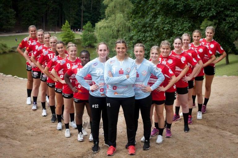 Handball-Luchse besiegen nach starkem Spiel Frisch Auf! Göppingen mit 30:26