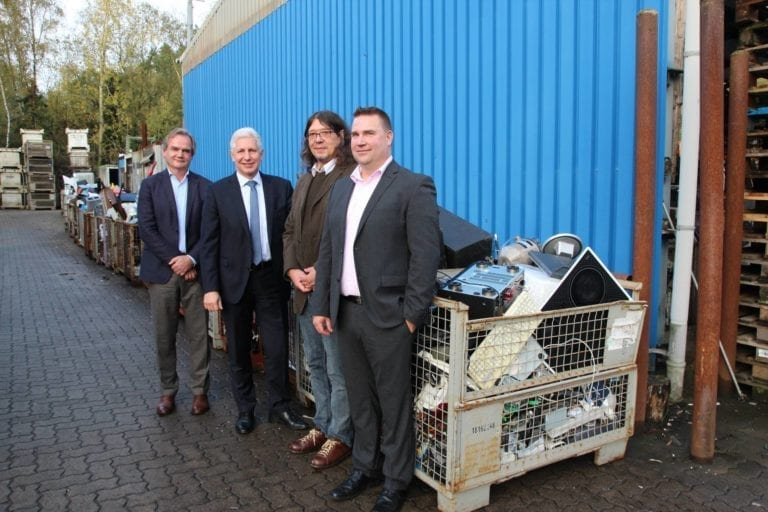 25 Jahre Elektroschrott-Recycling – Re-El in Buchholz