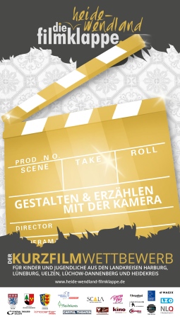 Plakat Filmklappe