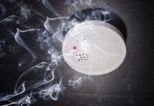 Rauchwarnmelder, Rauch, Feuer