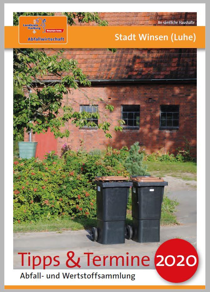 Müllabfuhrtermine 2020 stehen fest