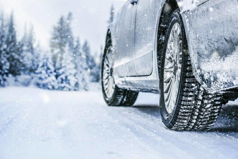 Sicher Autofahren im Winter