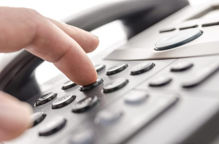 Polizei warnt vor Anrufen von falschen Beamten