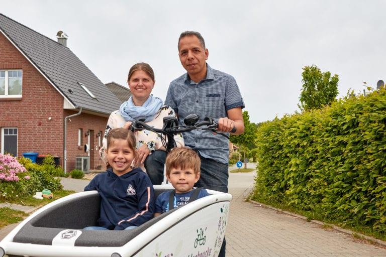 Drei Wochen Lastenrad mit der Familie