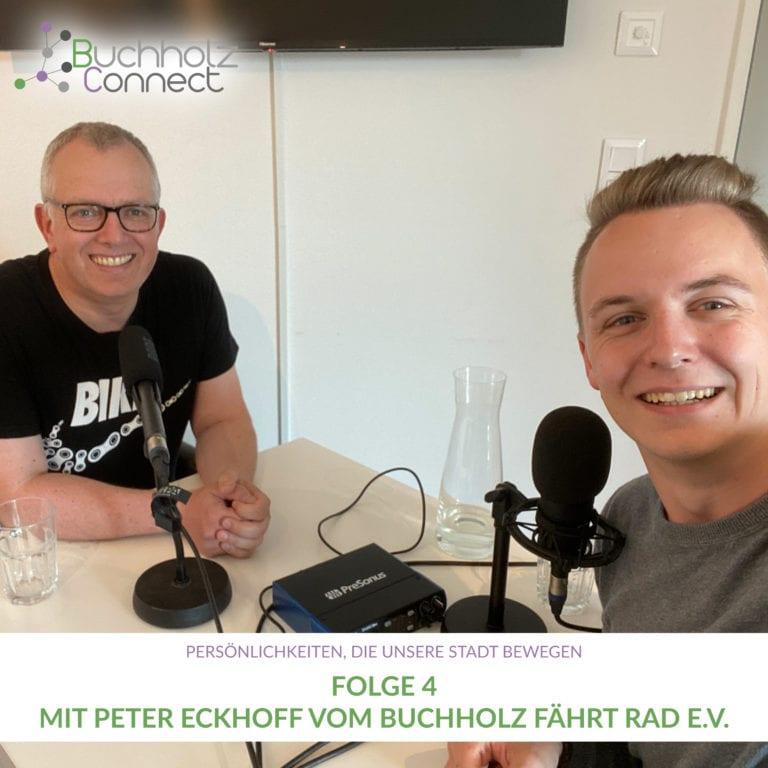 Folge 4 mit Peter Eckhoff vom Buchholz fährt Rad e.V.