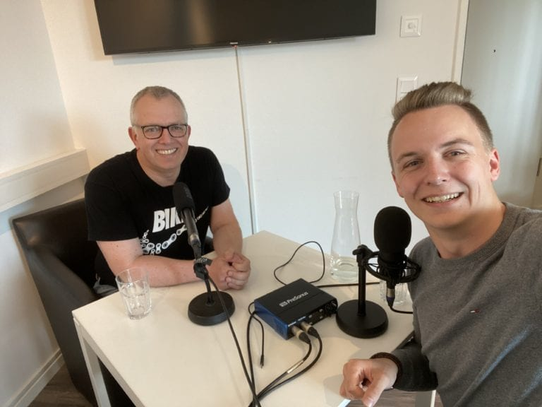Podcast Folge 4 mit Peter Eckhoff vom Buchholz fährt Rad e.V.