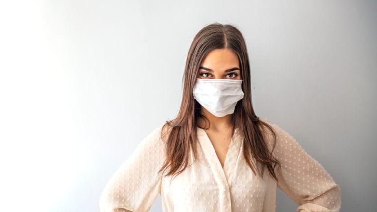 Maskenpflicht in Buchholz ausgeweitet