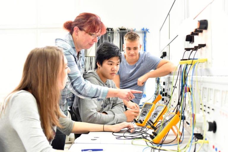 Ausbildungsportal Matchpoint hilft Schülern und Betrieben