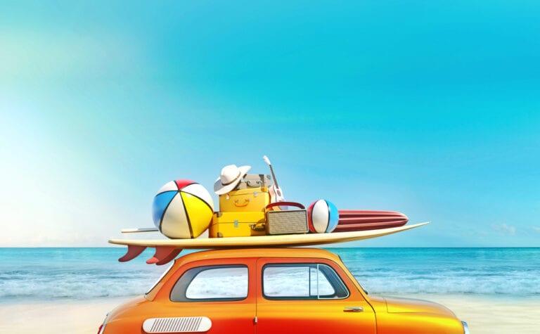 Urlaubsreise: Was ist im Auto erlaubt?