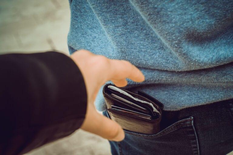 Fünf Tipps gegen Taschendiebe