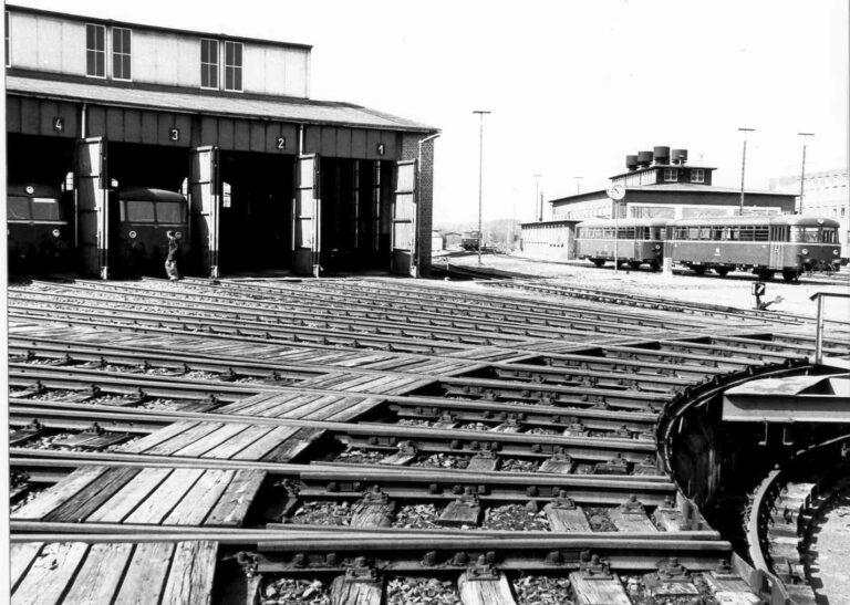 Fotos gesucht: Buchholz als Verkehrsknotenpunkt der Eisenbahn