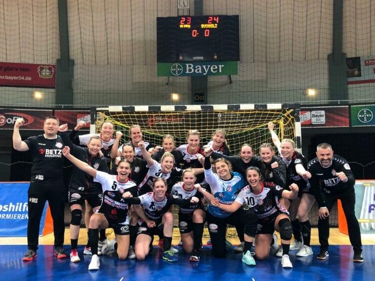 Handball-Luchse im Olymp Final Four!