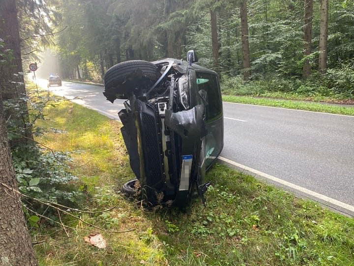 Unfallflucht auf der Bendestorfer Straße – Motorradfahrer gesucht