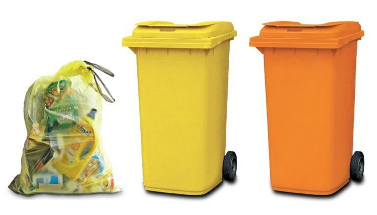Gelber Sack, Gelbe Tonne oder Wertstofftonne? – Jetzt abstimmen!